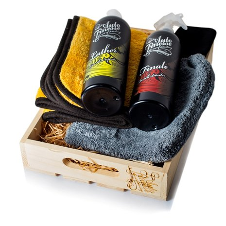 Auto Finesse Deluxe Paint Wash pack