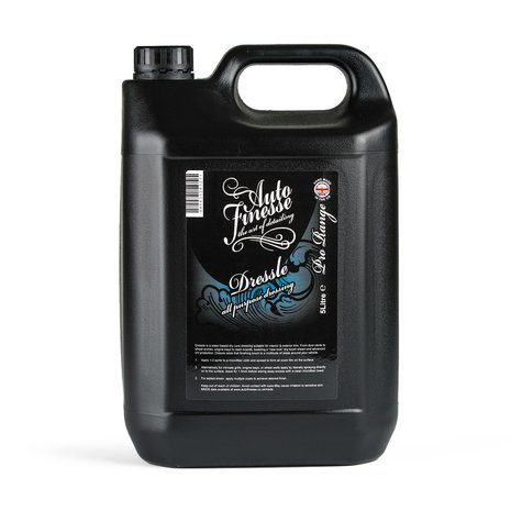 Auto Finesse Dressle All Purpose Dressing 5L sealant na plasty