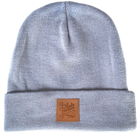 Auto Finesse Knitted Beanie - Light