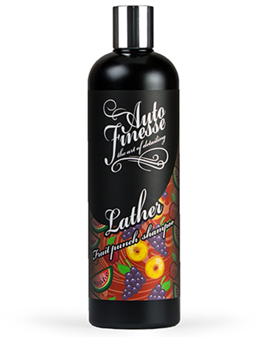 Auto Finesse Lather pH Neutral Car Shampoo Fruit Punch 500 ml pH neutrální autošampon s vůní ovocného punče