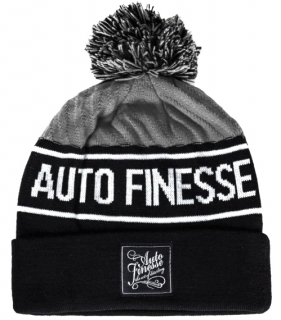 Auto Finesse Bobble Knitted Beanie