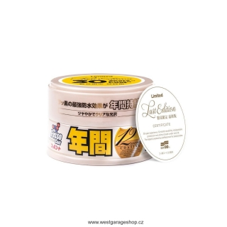 Soft99 Fusso Coat 12 Months Wax Limited Edition Light 200 g