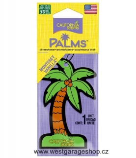 California Scents Hang Out Palms Monterey Vanilla
