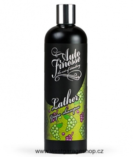 Auto Finesse Lather pH Neutral Car Shampoo Grape 500 ml pH neutrální autošampon s vůní hroznového vína